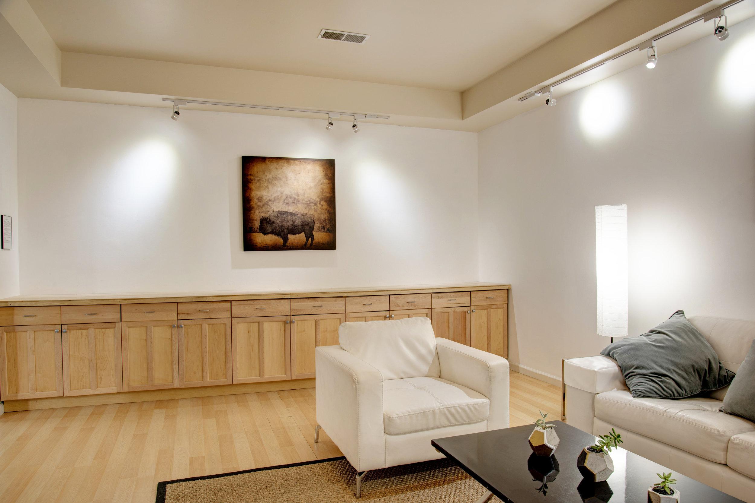 Studio A Green Room