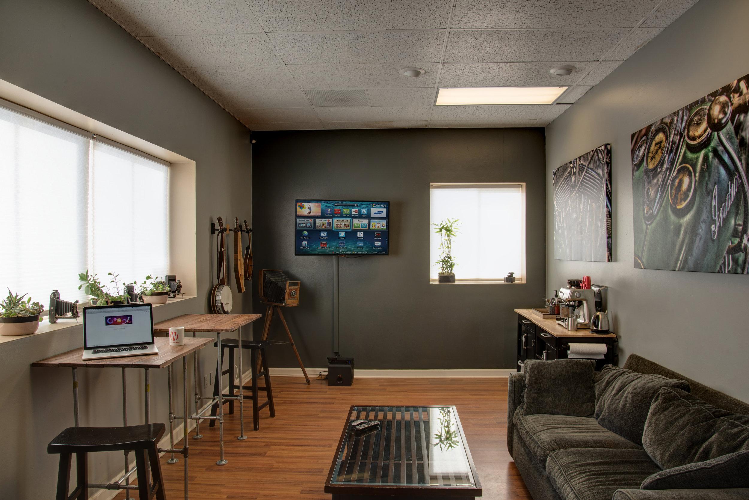 Westlight Studios Coffee Room