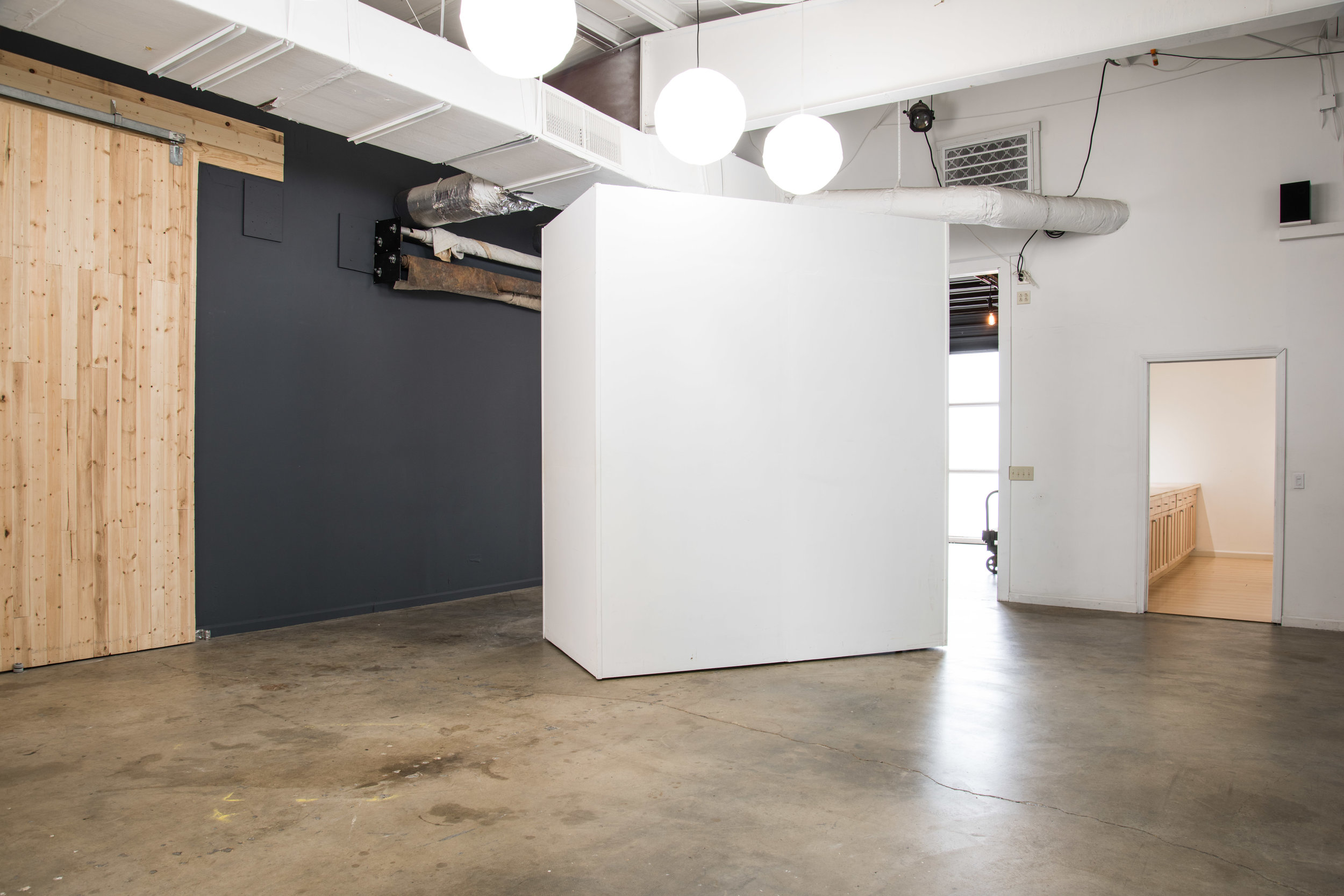 Westlight Studios Rolling Backdrop Option