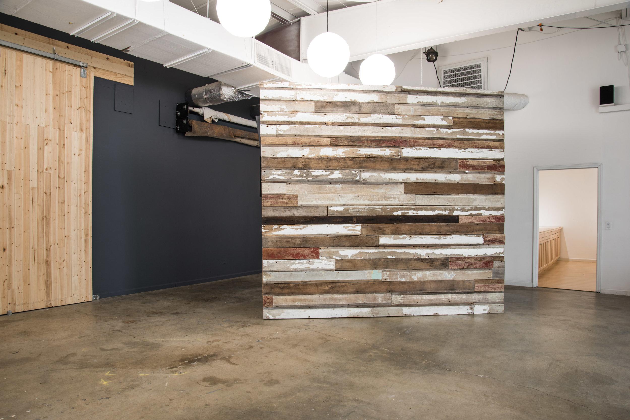 Westlight Studios Backdrop Option