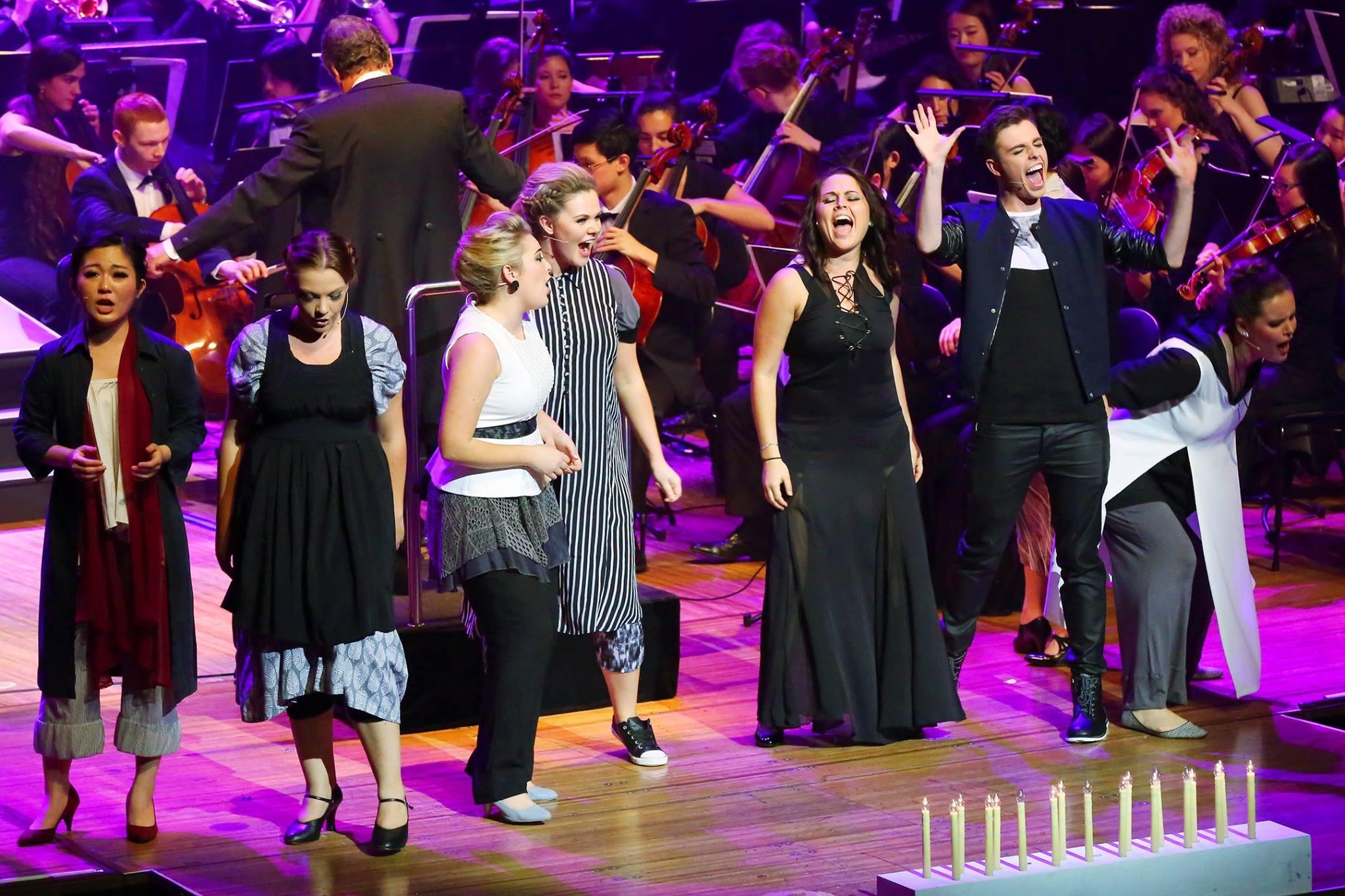 The Bernstein Mass - 2015