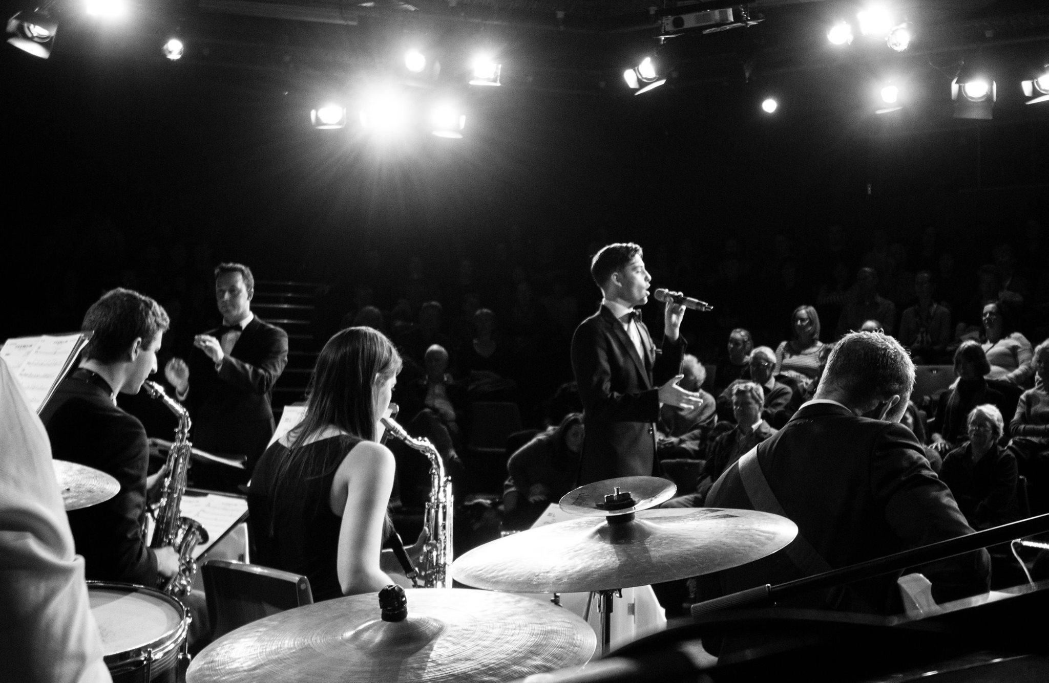 Sussudio Big Band Presents: Frank and Ella