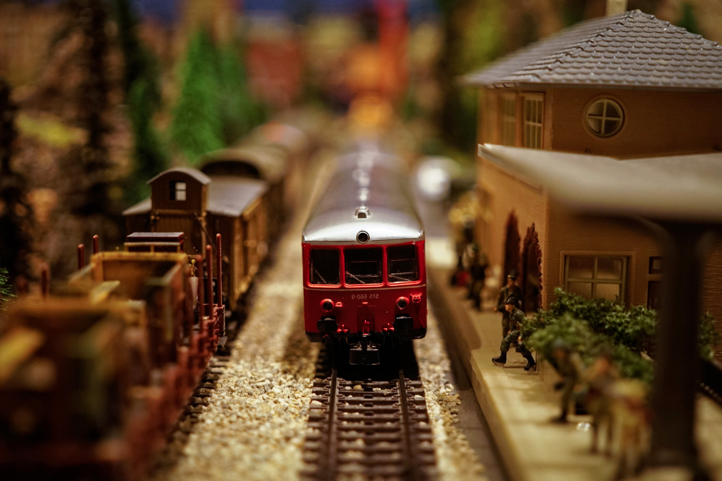 Canva - Model Train, Model Railway, Model, Railway, Train.jpg