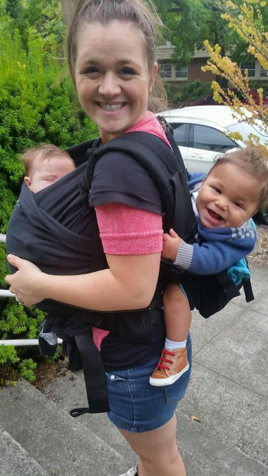 virtual twins, adoption and pregnancy