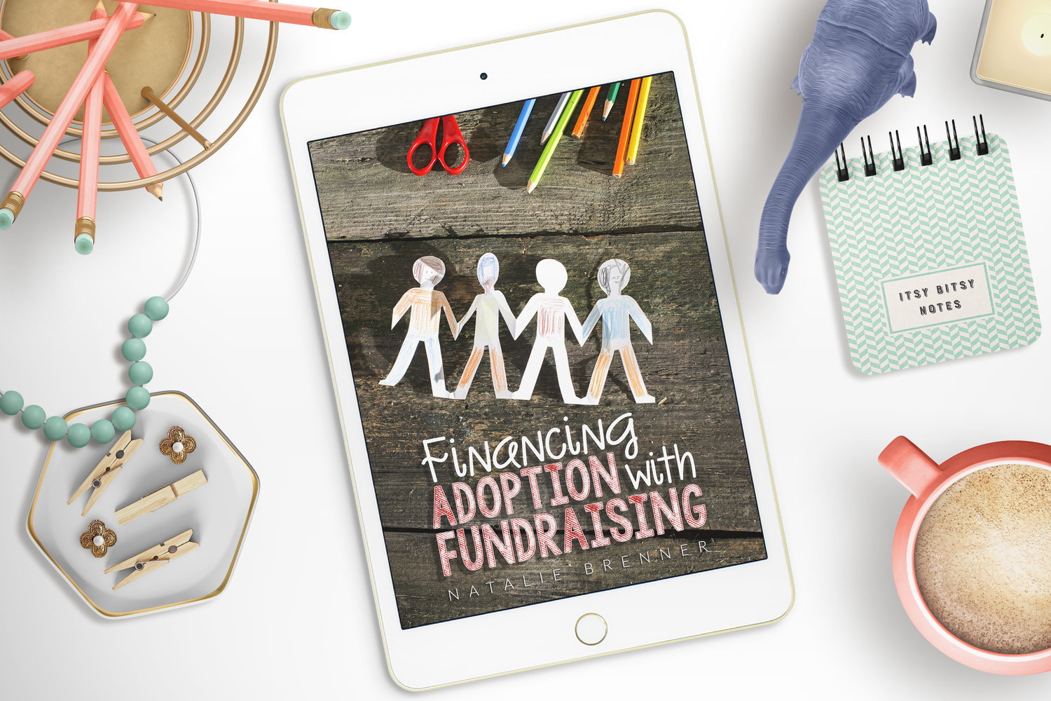 financing adoption with fundraising, fundraising guide
