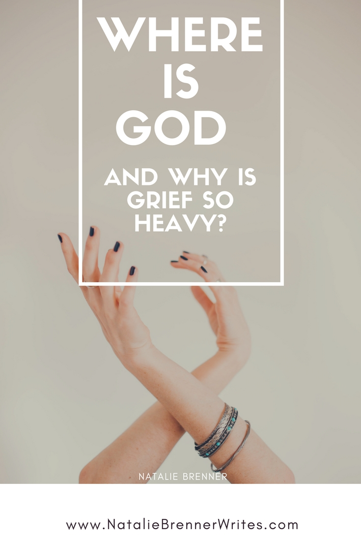 christian living, AND WHY IS GRIEF SO HEAVY?, miscarriage