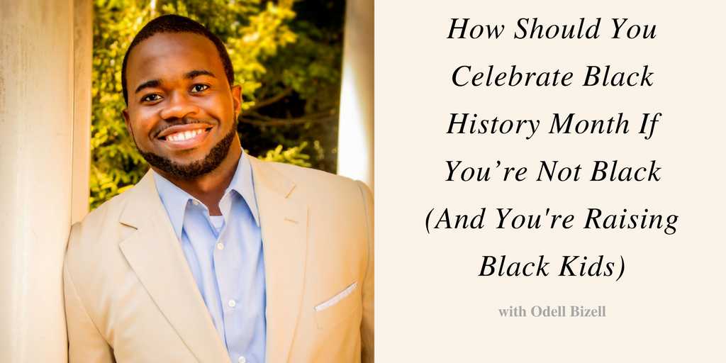 How Should You Celebrate Black History Month If You're Not Black (And You're Raising Black Kids)