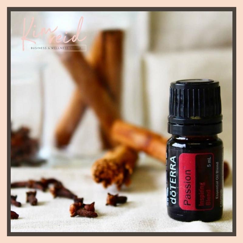 passion oil blend
