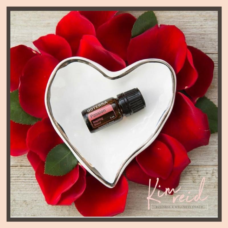 Passion Oil Love