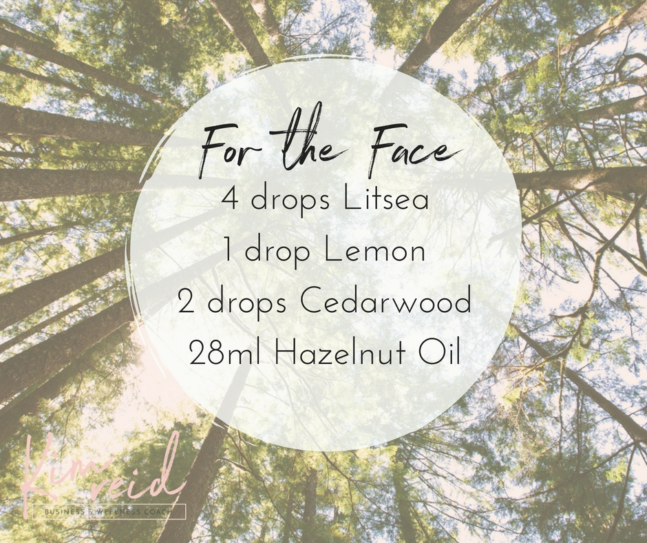 For the Face - Litsea