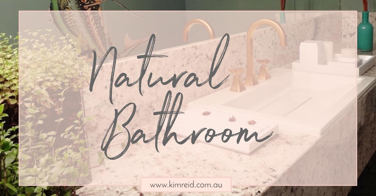 Natural Bathroom