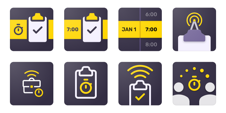 Icon iterations
