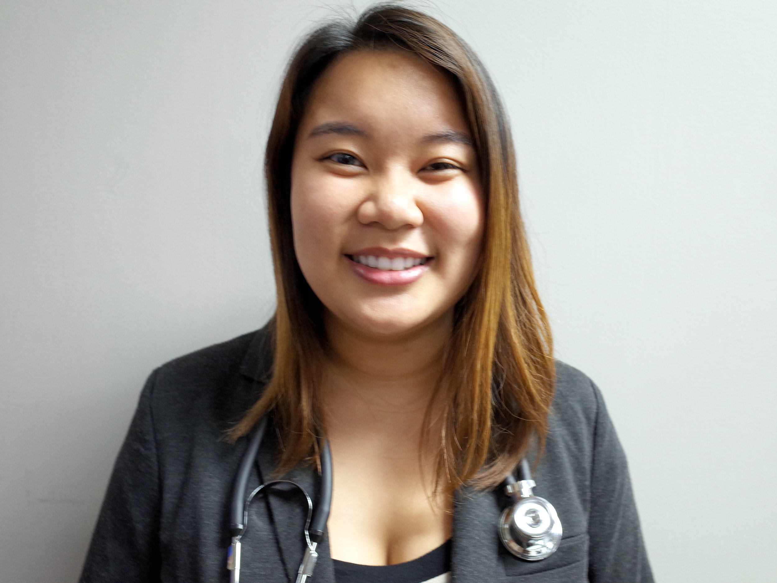 Maria Nguyen   Major: Neurobiology, Physiology, and Behavior Career Goal: Dermatologist