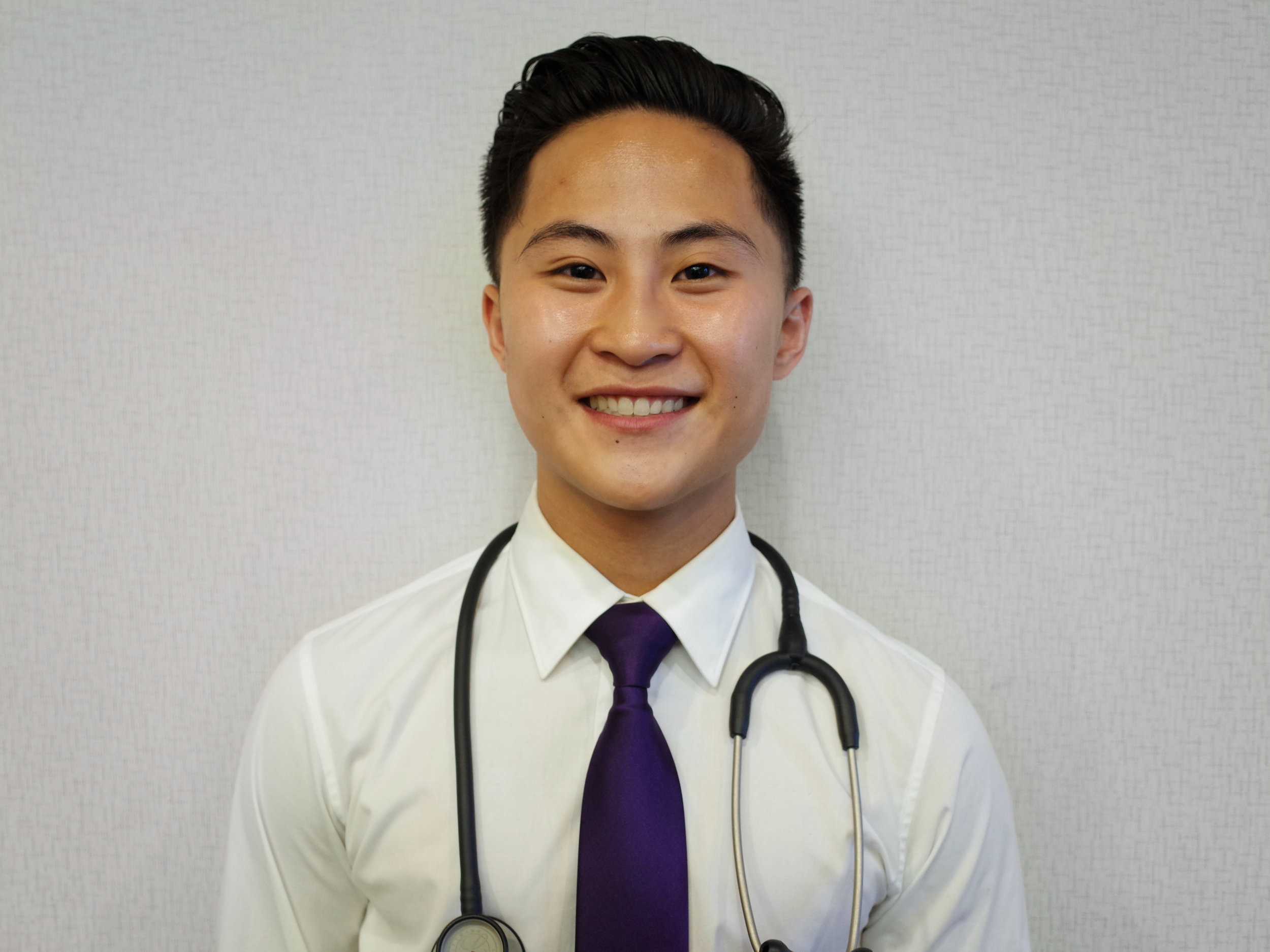 Brandon Bui   Major: Nutrition Science Career Goal: Physician