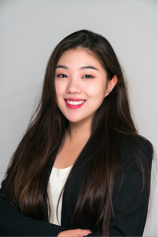 Cindy Wang   Major: Biochemistry and Molecular Biology Career Goal: Ophthalmologist