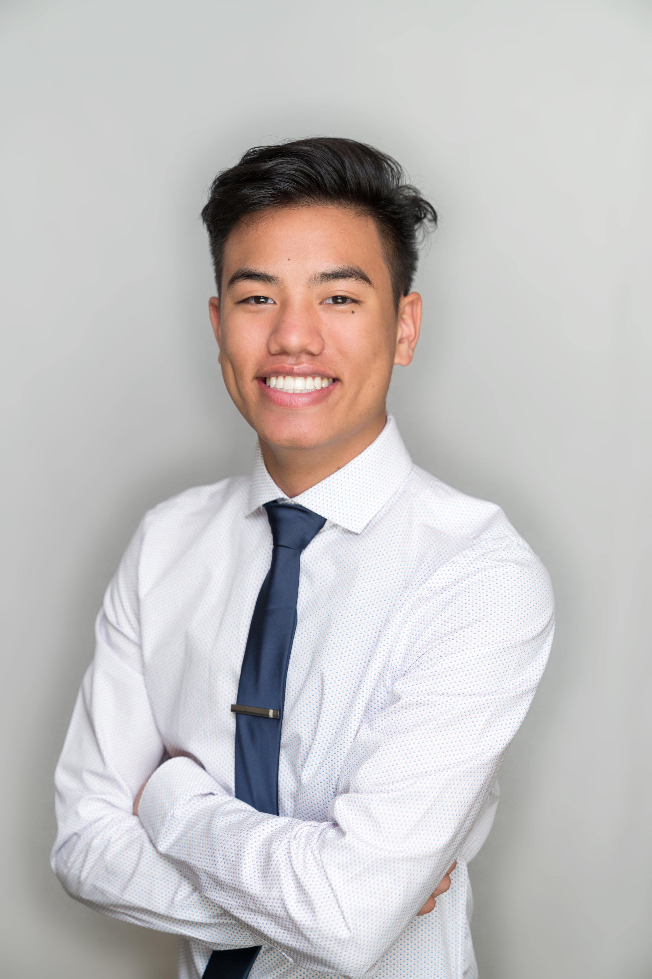 Austin Nguyen   Major: Microbiology   Career Goal: Anesthesiologist
