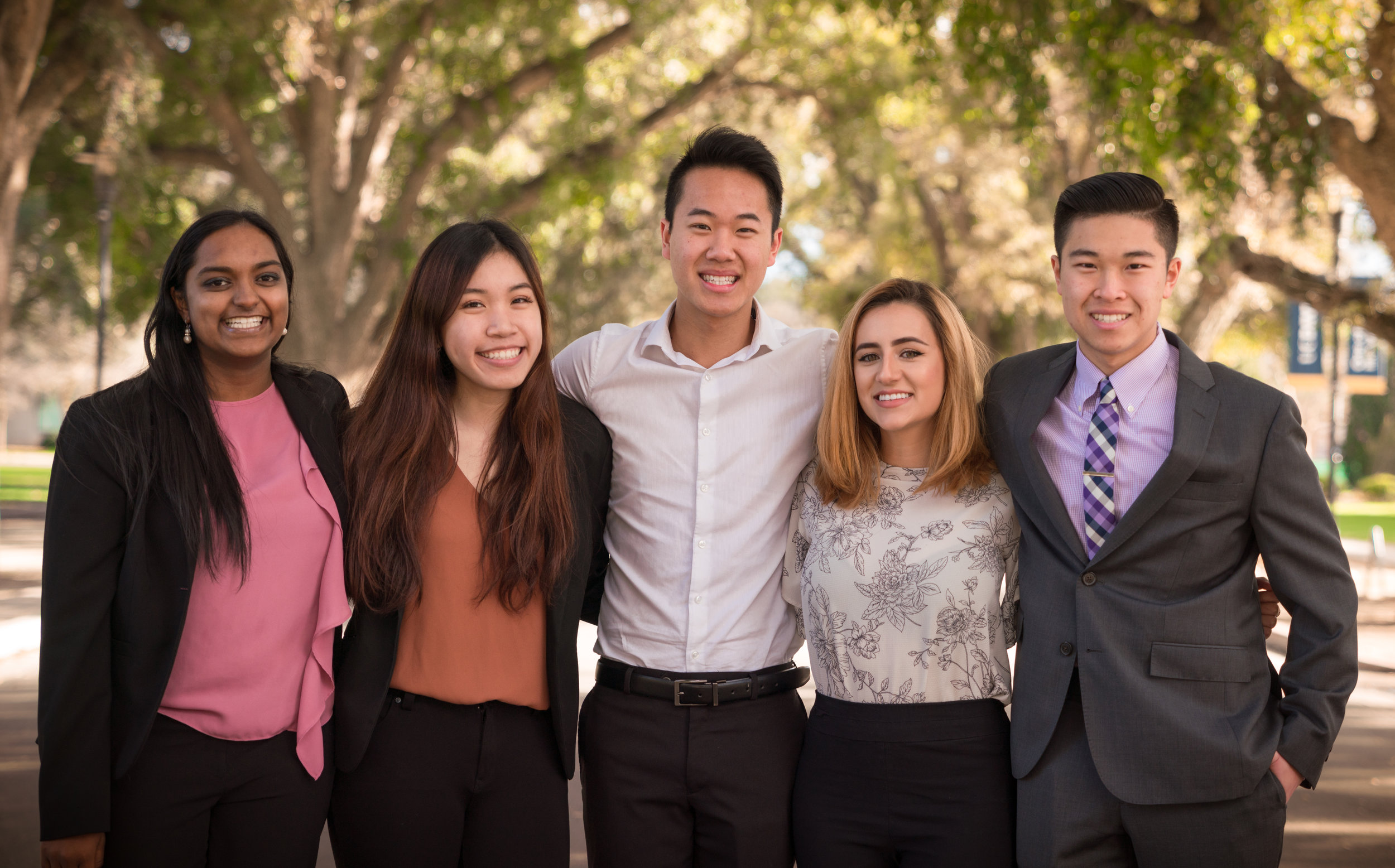 Current Executive Board