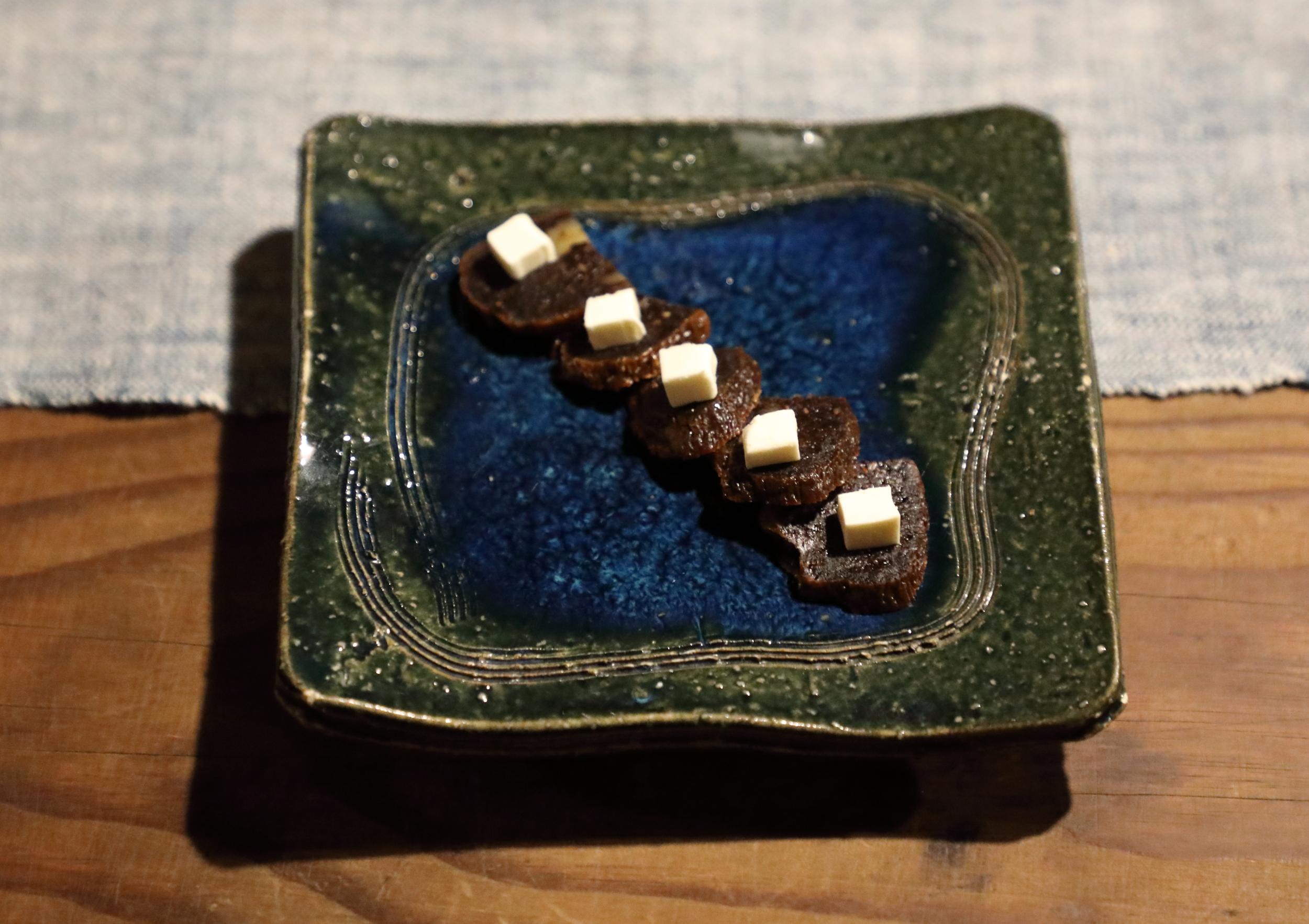 Yubeshi (Fermented Yuzu)