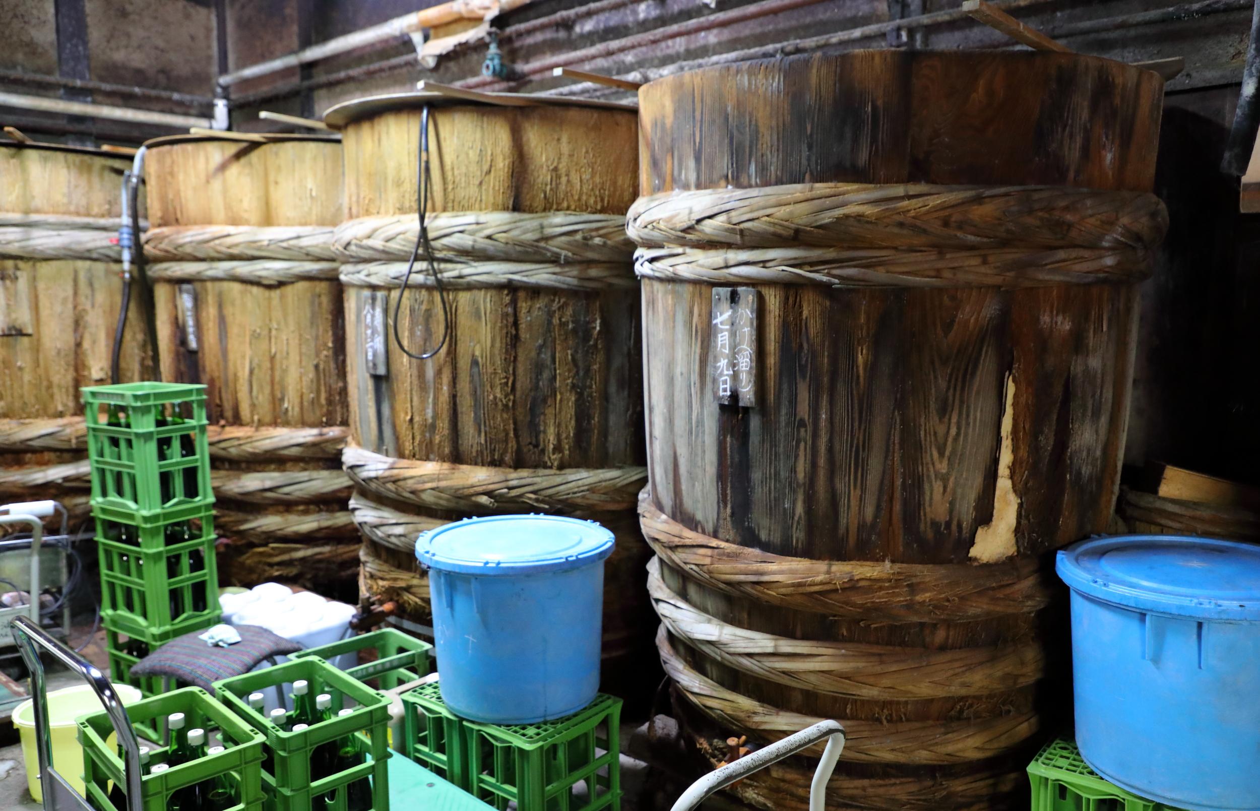Matsuno - Many Barrels.JPG