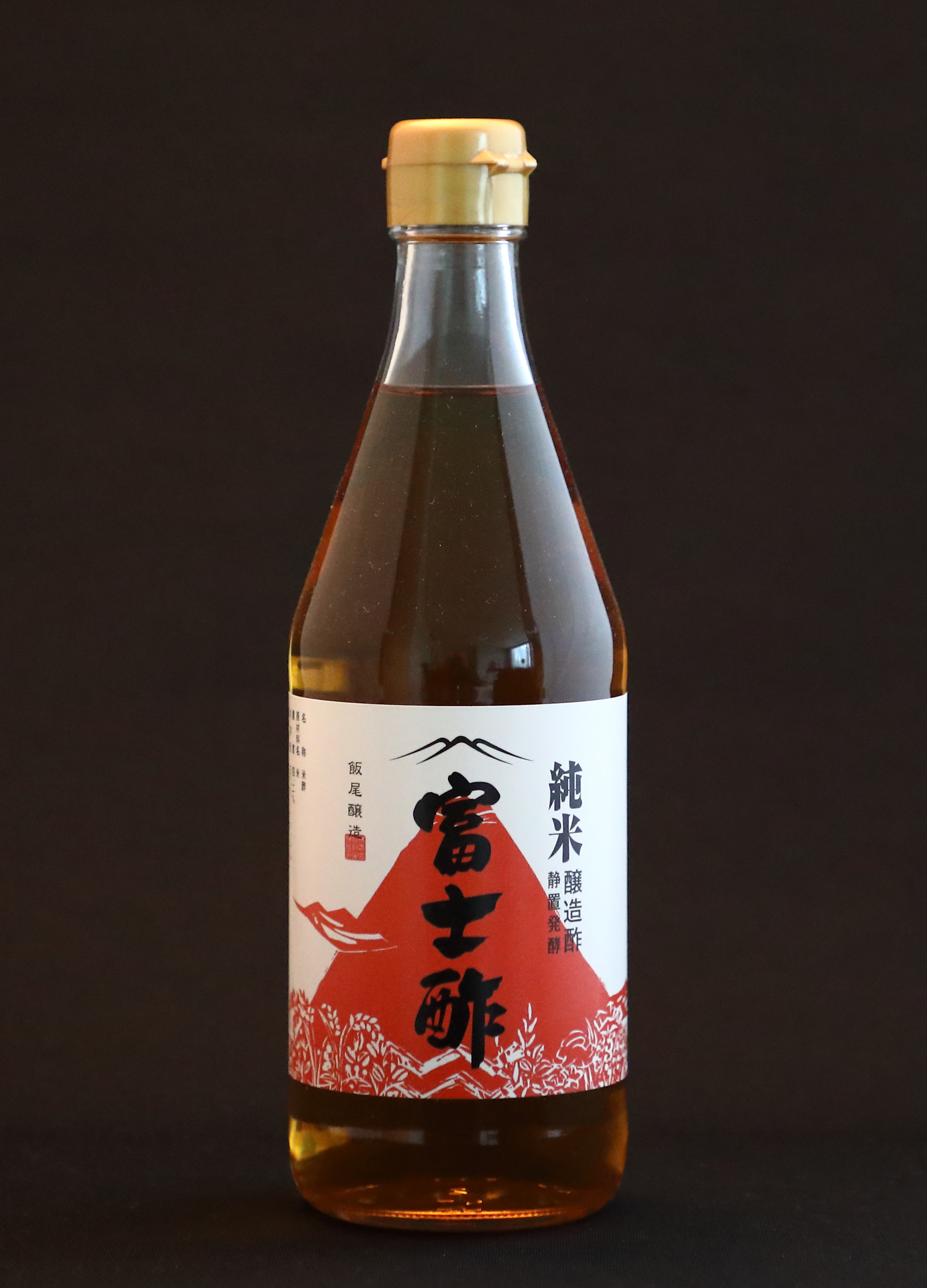 Junmai Fujisu (Pure Rice Vinegar) - Fragrant, soft, with a slow mild sourness, it is specially designed for cooking and can tolerate high heat and long cooking. Add a few drops to water to macerate onions, shallots, and garlic and to preserve the color of raw fruits and vegetables (other than green ones). Use a few spoons in soups, stews, stir fries, sweet-sour and pasta dishes to reveal the nuanced flavors of a medley of ingredients. Use it in marinades and braises to tenderize and enrich meats. Add a touch when making noodles to lighten the starch and minimize the gluten released, helping them be soft yet chewy. Add to pasta water to prevent the noodles from sticking.