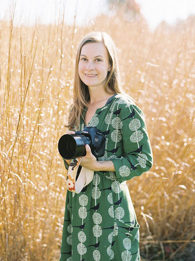 Laura, who prides herself on being a passionate photographer