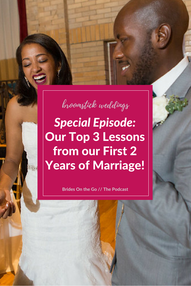 natalie neilson edwards austin edwards wedding advice broomstick weddings brides on the go podcast valentines day 2018