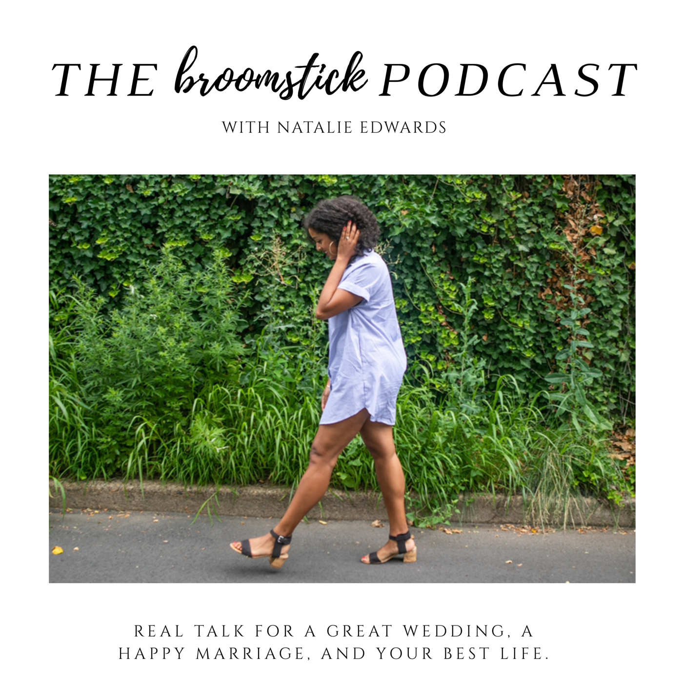 The Broomstick Podcast: Weddings & Marriage for Women of Color