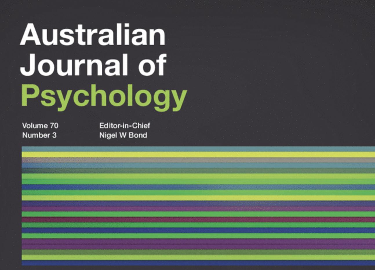 resilience-psychology-australian-journal