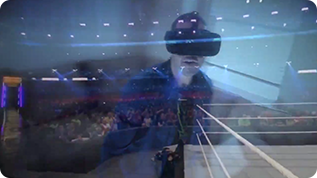 WWE In VR