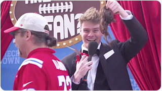 2019 Superbowl Are You A Fan Activation