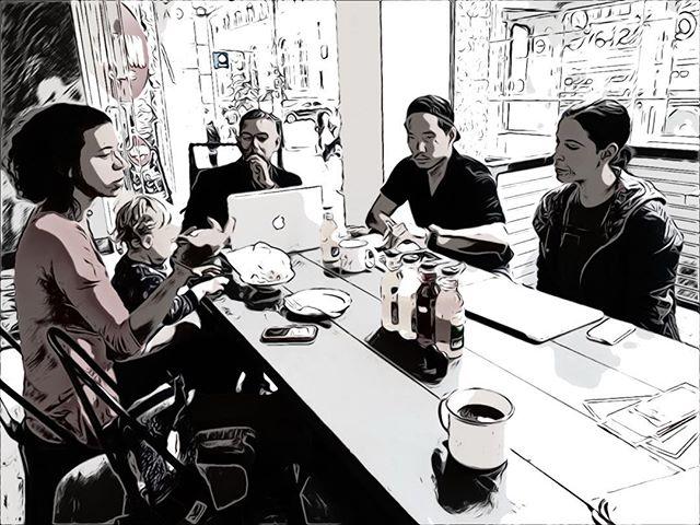 Day in the life of a working mom #saltspringkombucha #makingplans #futureceo
