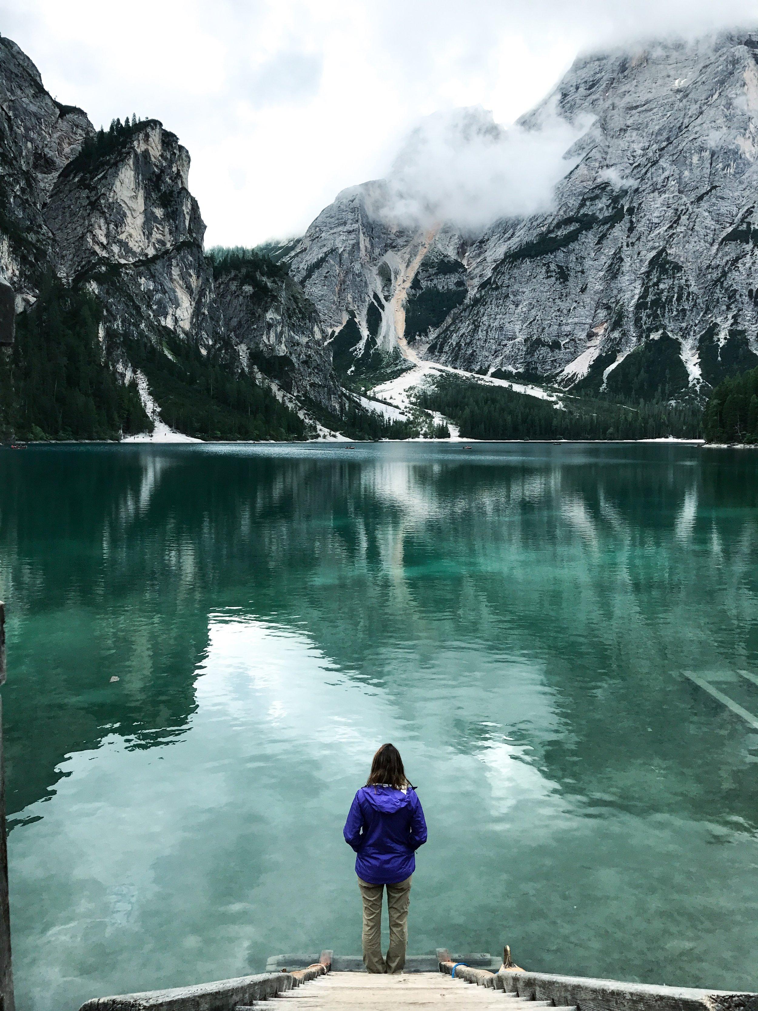 Lago di braeis