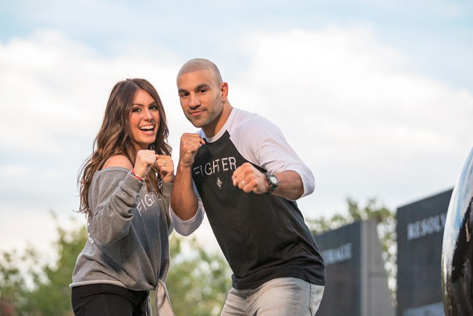 Lovers and Fighters - Nashville Fit Magazine / Read Full Article