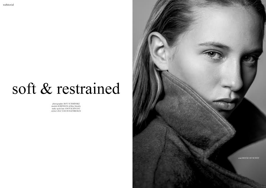 SOFT & RESTRAINED | MINT MAGAZINE