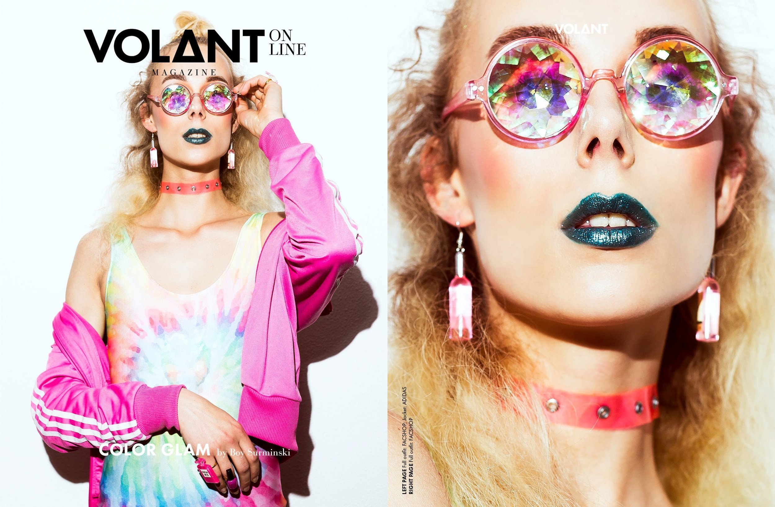 COLOR GLAM | VOLANT WEBITORIAL
