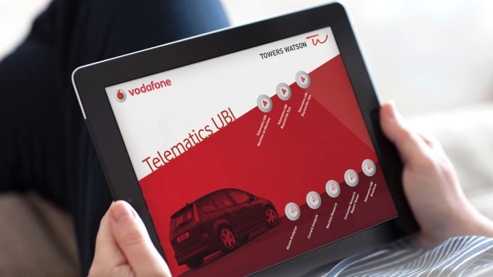 Vodafone Telematics UBI