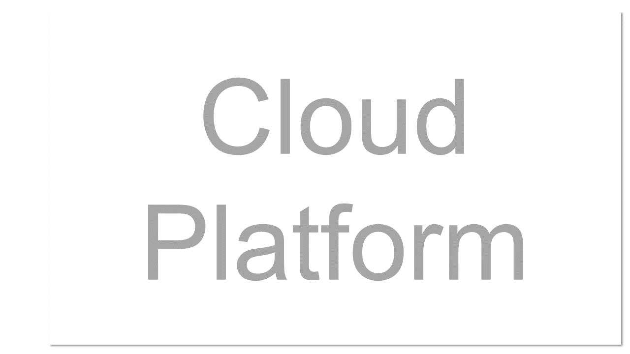 """The """"middle"""" layer of the Cloud Pyramid which provides a computing platform or framework (e.g. .NET) as a service or stack. Control is limited to that of the platform or framework, but not at a lower level (server infrastructure)."""