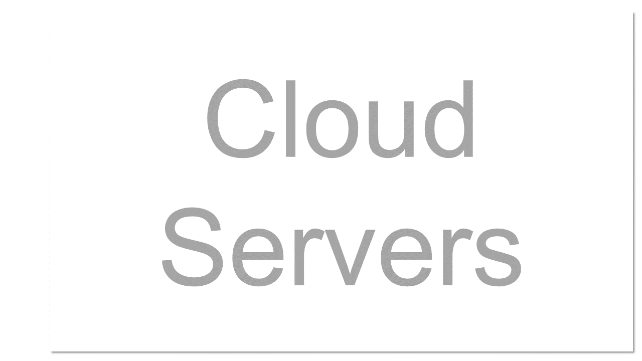 Virtualized servers running Windows or Linux operating systems that are instantiated via a web interface or API. Cloud Servers behave in the same manner as physical ones and can be controlled at an administrator or root level, depending on the server type and Cloud Hosting provider.