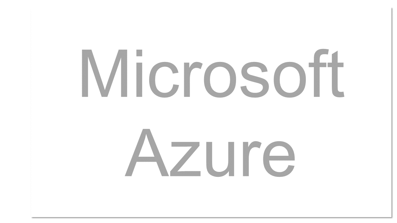 Microsoft cloud services that provide the platform as a service ( see PaaS), allowing developers to create cloud applications and services.