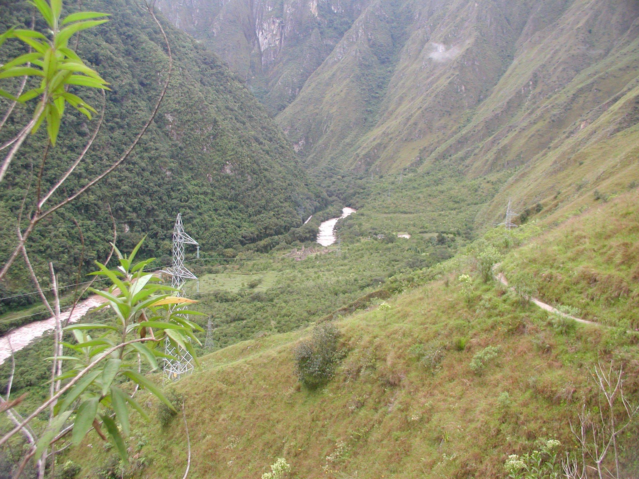 Hiking up the mountain..jpg