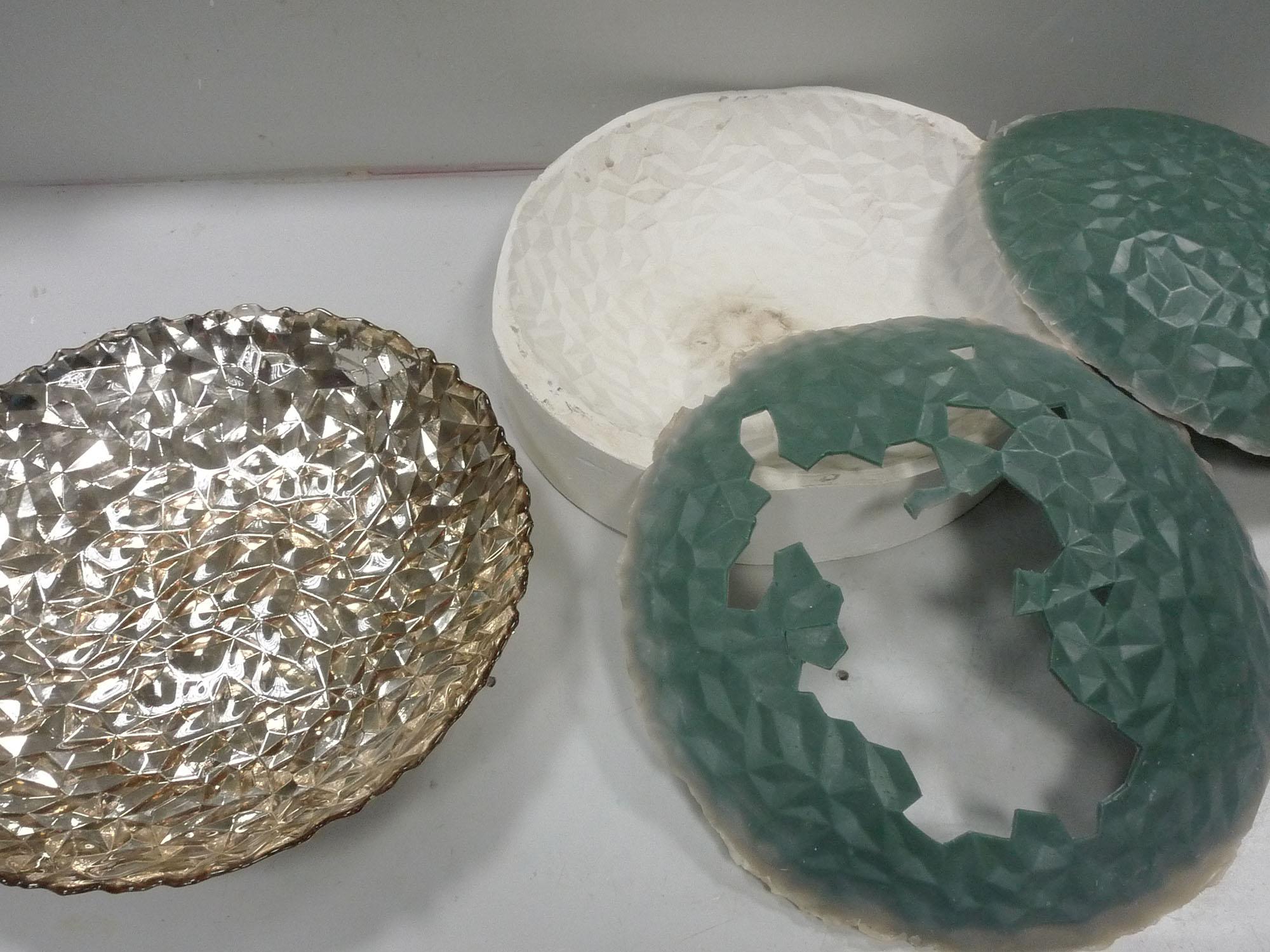 Lost wax casting course | Angela Jarman | Studio Glass Artist | Hertfordshire, UK
