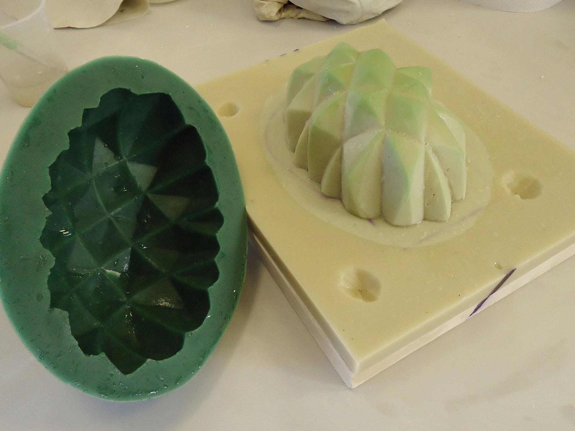 Core skills lost wax casting course | Angela Jarman | Studio Glass Artist | Hertfordshire, UK