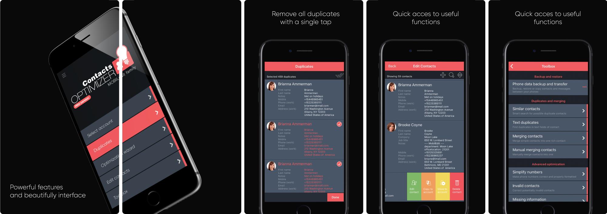 UI design mobilní aplikace