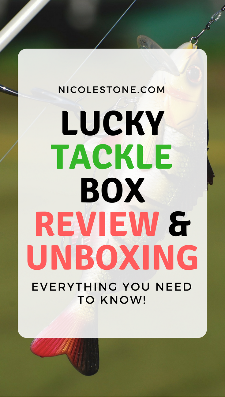 Lucky Tackle Box Review
