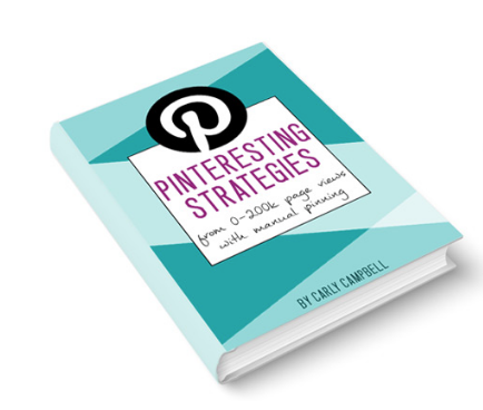Blogging Resources pinteresting strategies