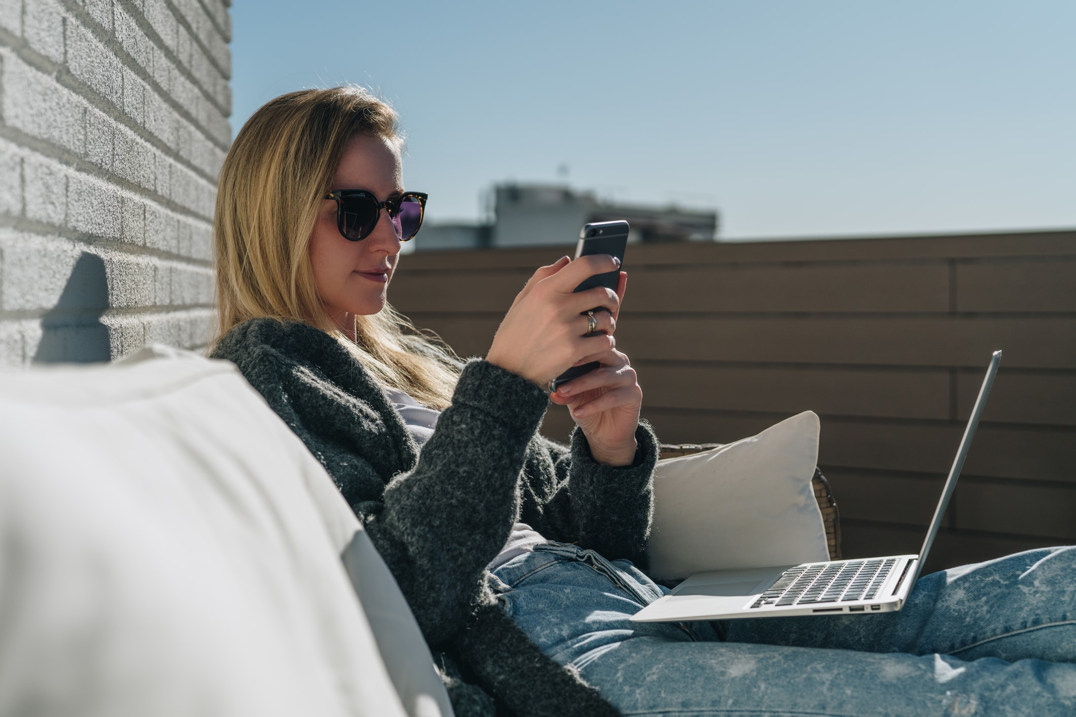 Career changes to help you work from home!