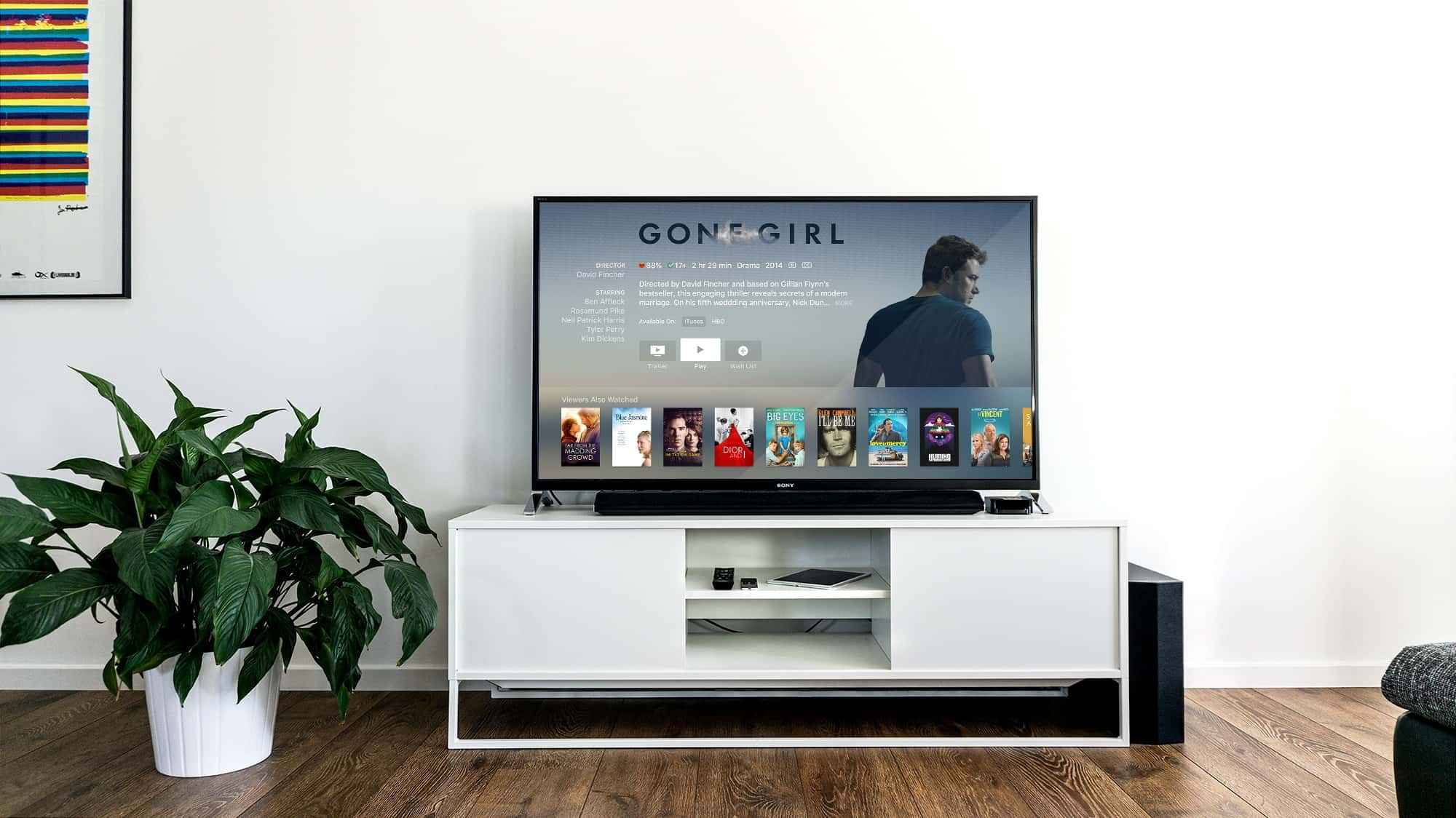 Save money with your TV!