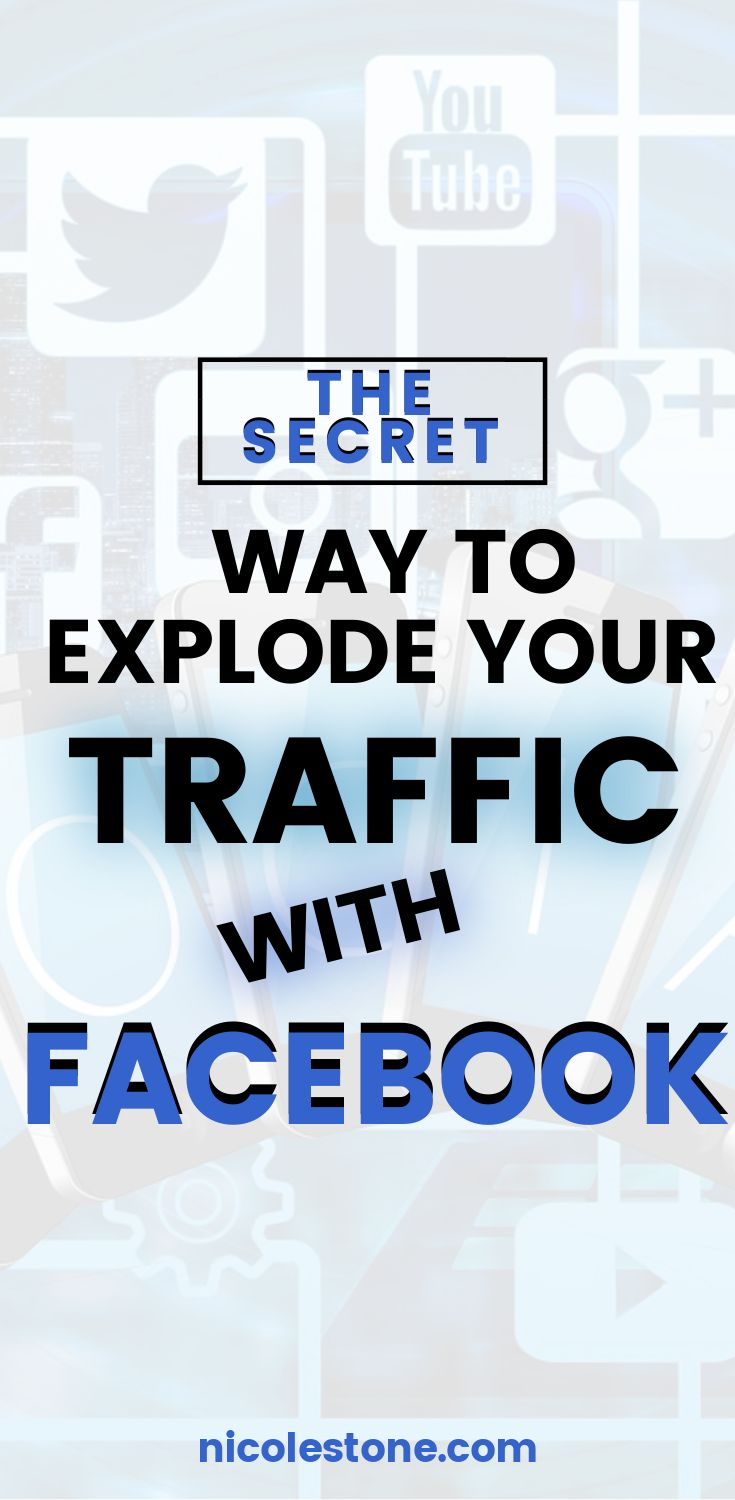 Learn exactly how to explode traffic with Facebook groups! How I started boosting my traffic to over 50,000 views per month. Also learn how I exploded my outdoors page using groups only! #facebook #marketing #socialmedia #facebooktips #blogging #bloggingtips #marketingtips