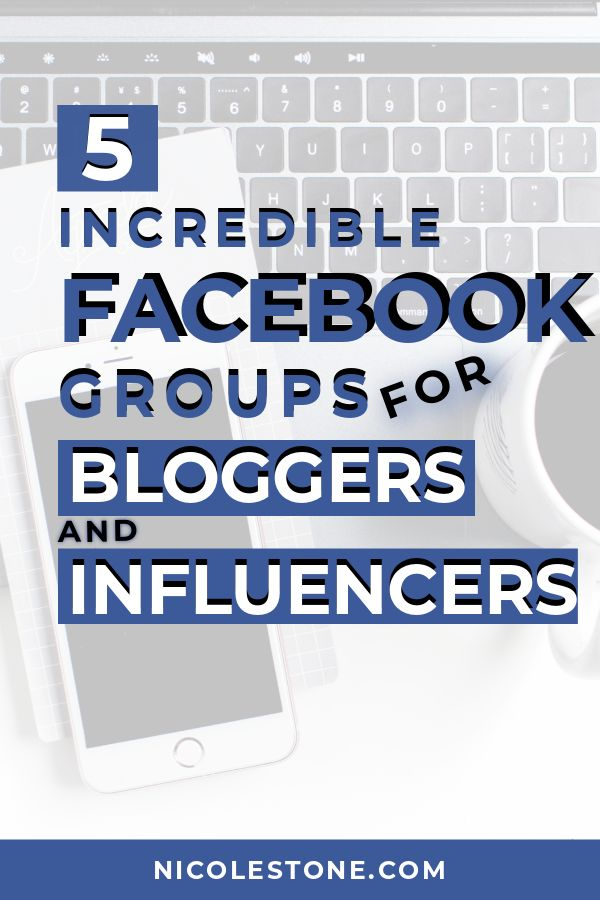 Grab my FREE list of the best Facebook groups for bloggers and entrepreneurs! #marketing #socialmedia #blogging #blogtips #traffictips #facebooktips