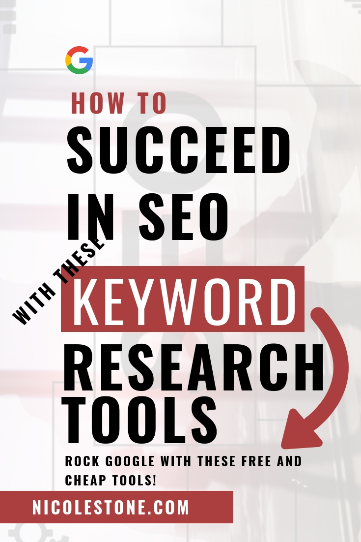 I gained 20,000 page views a month from using these tools on Google!! Learn how to gain blog traffic with these SEO tools. #blogging #blog #marketing #website